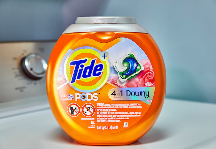 Procter & Gamble's New Child-Guard™ Tub (Photo: Business Wire)