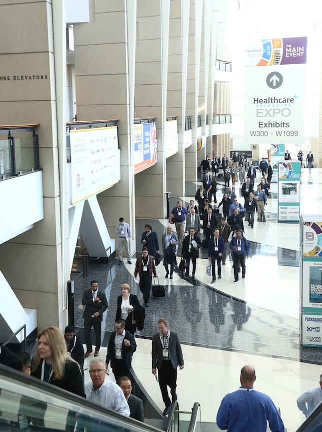 Major Industry Growth Forecast as Largest Ever PACK EXPO International Opens